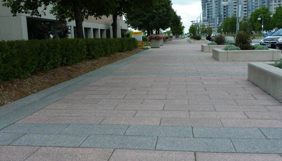 Markham Civic Center Plaza, Markham Ontario <br> Product: Series 3000® Color: Special Order