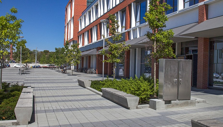 Regent Park – Block 25 B, Toronto ON <br> Product: Series 3000® Color: Special Order